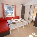 3-bedroom mobil home (Olivier). Mobil home 3 chambres (Olivier).