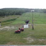 West Mountain Ski slope
