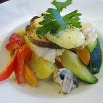 Potée la mer aux petits légumes