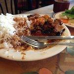 Bad shrimp w/garlic sauce