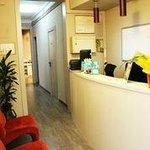 Reception Hotel Ginebra open 24 hours