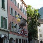 Romantik Stern Hotel, Chur