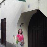 Guesthouse Postavarului entrance