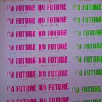 No Future Wall Print