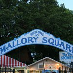 Ca. 20 Min. Fußweg zum Mallory Square