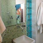 Renovated bathroon