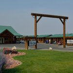 Cody Cowboy Village - Eingang