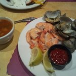 Good Seafood Starter