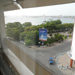 ocean view room@hotel corner