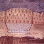 Antique sofa, circa 1907