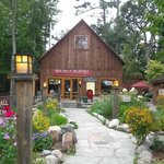 Cherry Republic Courtyard and Store