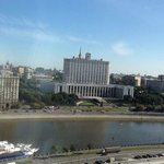 white house moscow - view from room