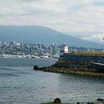 Vancouver – Brockton Lighthouse auf Burrard Inland (c) Frank Koebsch (1)