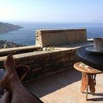 """Ο καφές στο μπαλκόνι του """"Aegean"""" είναι """"σκέτη εμπειρία""""!!!"""
