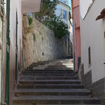 Steep but pleasant walk to the hotel