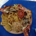 lobster dish-delicious!!