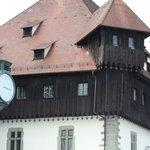 Construção típica alemã.... cuidado com o inverno!