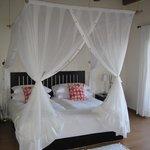 Himmelbett in der Esprit Suite