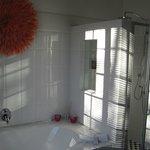 Badezimmer in der Esprit Suite