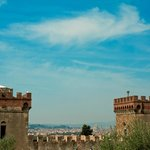 Veduta cupola duomo Firenze 1
