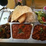 Lunch Special Mixed Platter