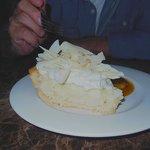 J-Bar Coconut Cream Pie