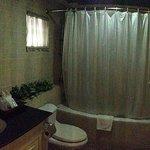 Junior Suite Bathroom off Bedroom