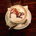 Cappuccino Rioz style