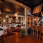 Inside Frank's Restaurant & Bar