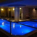 piscine interieur ( 40 degres )