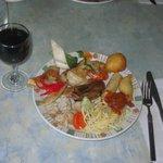 中華料理とワイン