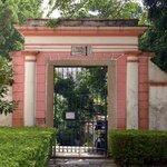 Casa Garden entrance