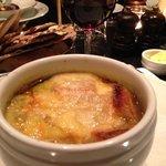 Løksuppe som smaker :)