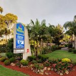 Foto de BEST WESTERN Fairway Motor Inn