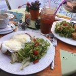 Eggs benedict, Frittatas, bloody mary