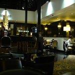 Bar relaxing area