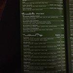 main menu page 1