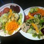 Les salades!!!