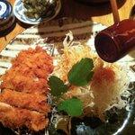 Delicious Tonkatsu