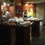 Johannesburg Hyatt Lounge
