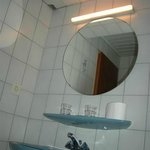 Fissuration dans la salle de bain