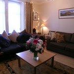 Elmbank Apartment sitting room