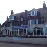 Braeval Hotel and Sea View Restaurant.