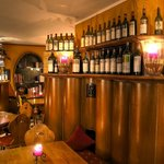 empty :-( Mouton Rothschild bottels