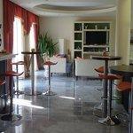 Barbereich Indoor Ermioni Hotel