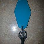 1990s room key