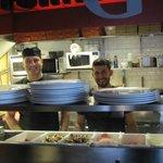 Restaurang, Pizzeria