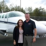 Dan our pilot was great!