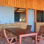 Veranda cabin