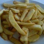Patatas fritas - Menú Restaurant Picasso (Torroella de MontgrÍ)